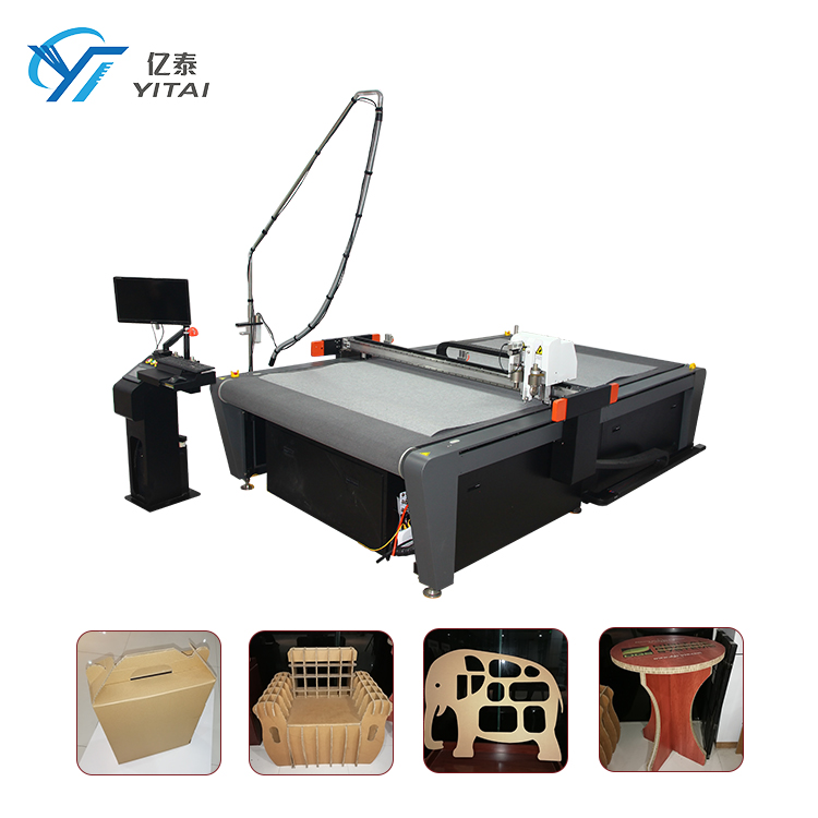Looking for a fully automatic carton sample cutting machine? Also suitable for cutting car mats